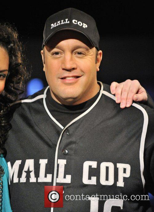 Kevin James and Mtv 4