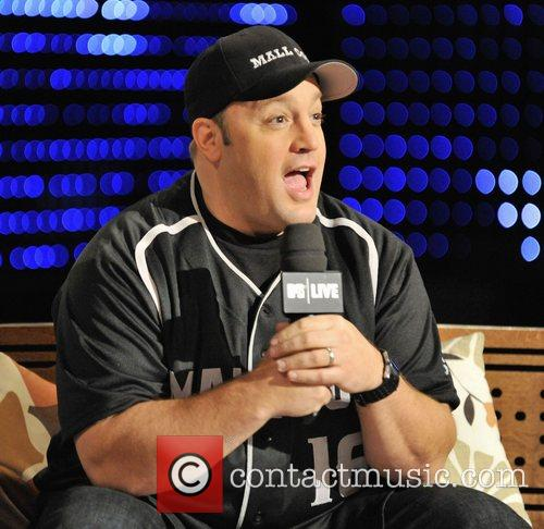Kevin James and Mtv 1