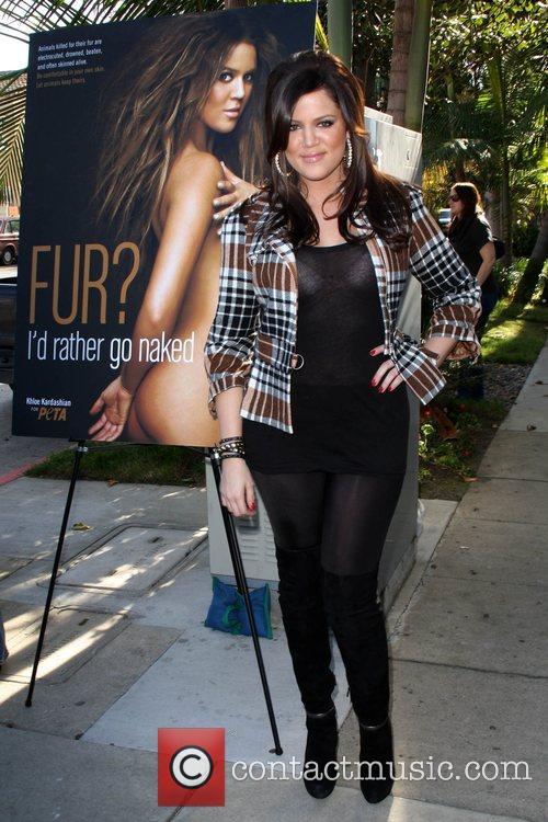 Khloe Kardashian and Billboard 12