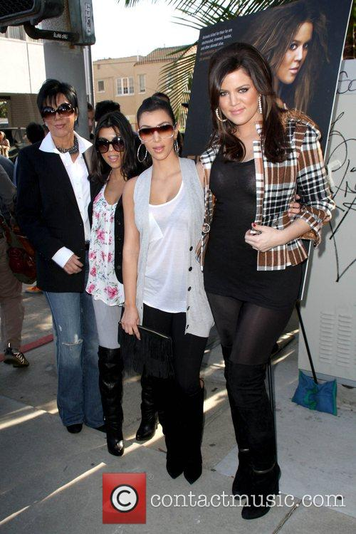 Kris Jenner, Billboard and Kim Kardashian 7