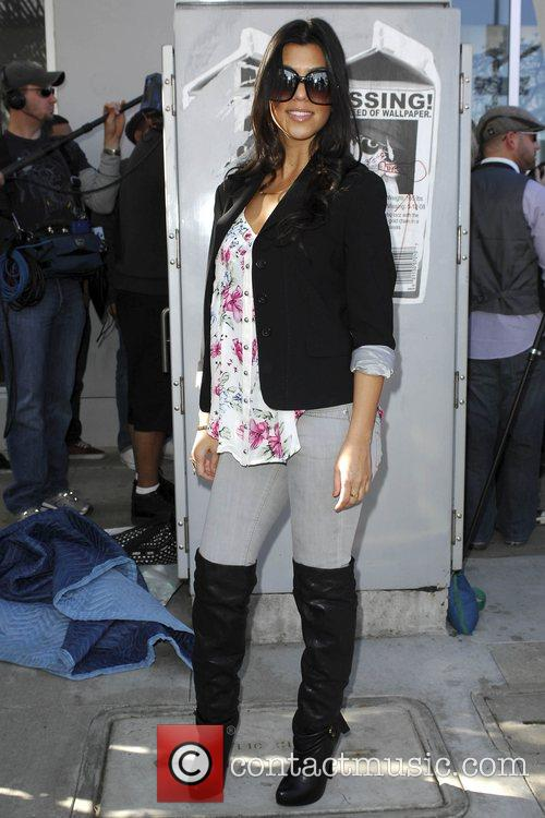 Kourtney Kardashian and Billboard 9