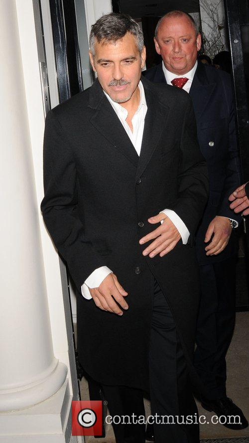 George Clooney and Kid Rock 2