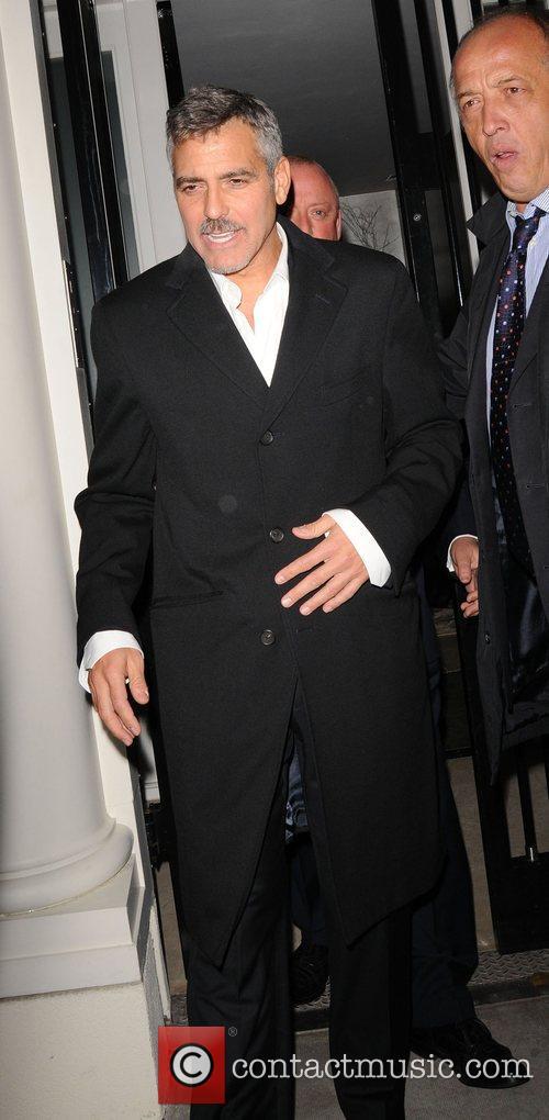 George Clooney and Kid Rock 3