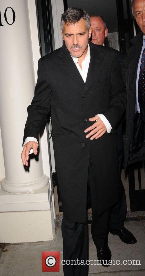 George Clooney and Kid Rock 1