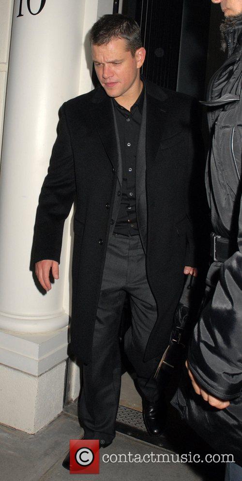 Matt Damon and Kid Rock 1