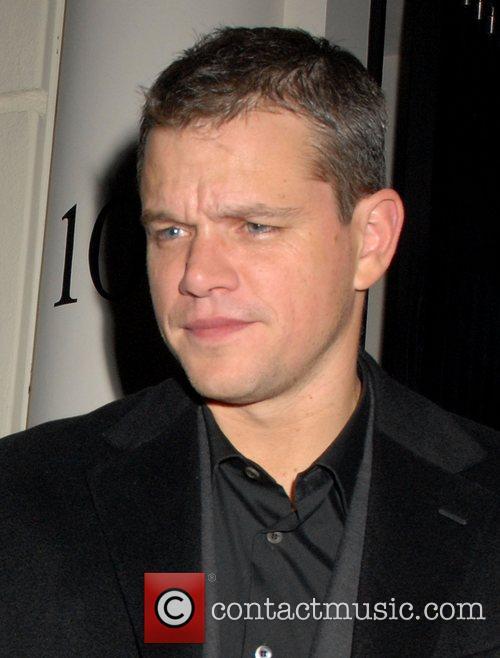 Matt Damon and Kid Rock 2