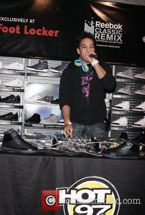 Michael Aguilar aka Double-O  Kidz in the...