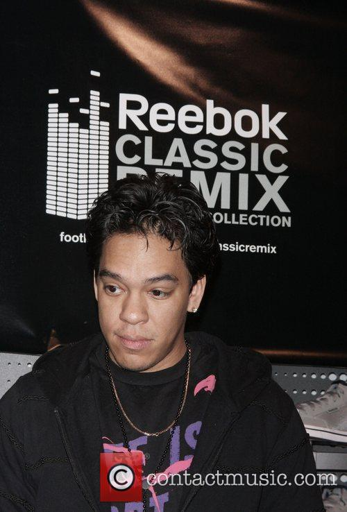 Kidz in the Hall launch the Reebok Classic...