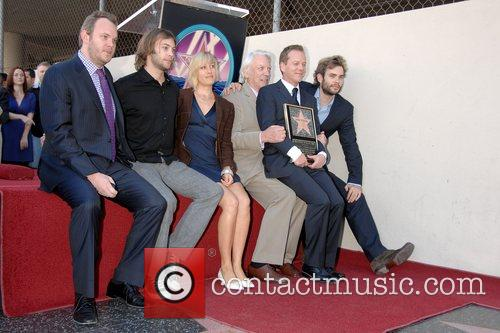 Donald Sutherland, Kiefer Sutherland and Guests Kiefer Sutherland...