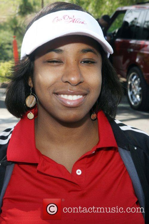 Cheryl Talley at Kiki's 1st Annual Celebrity Golf...