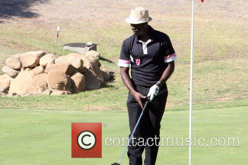 Don Cheadle at Kiki's 1st Annual Celebrity Golf...