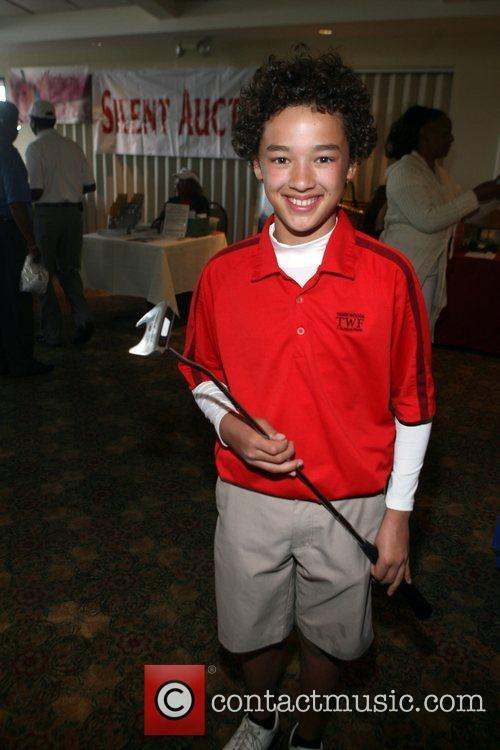 Jonah Texeira at Kiki's 1st Annual Celebrity Golf...