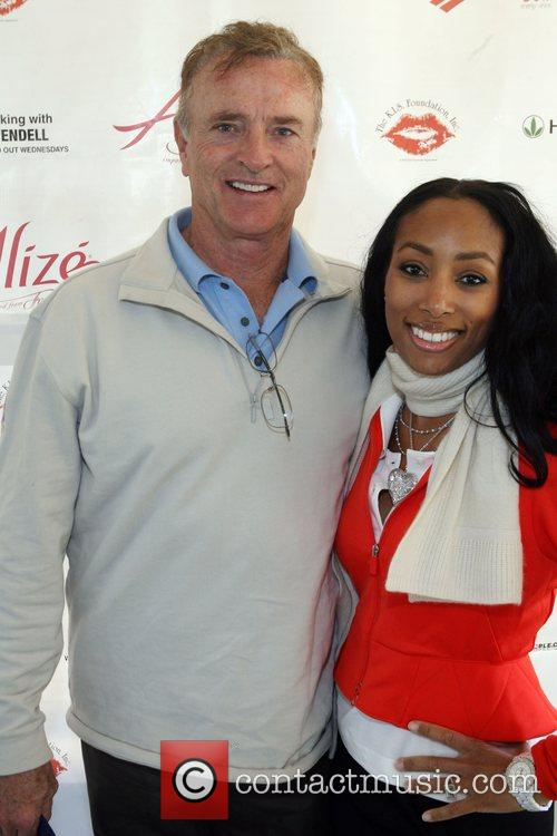 Kevin Dobson and Michelle Murray of ALIZE at...
