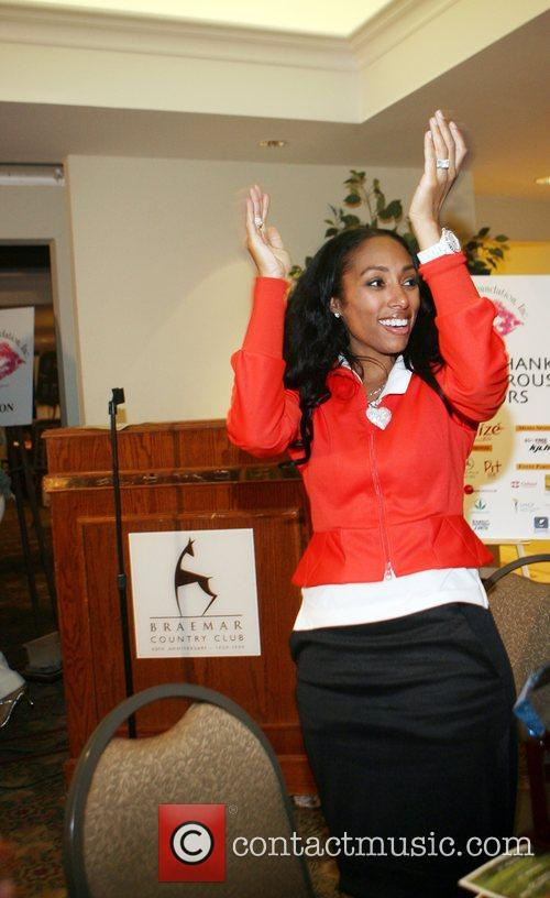 Michelle Murray at Kiki's 1st Annual Celebrity Golf...