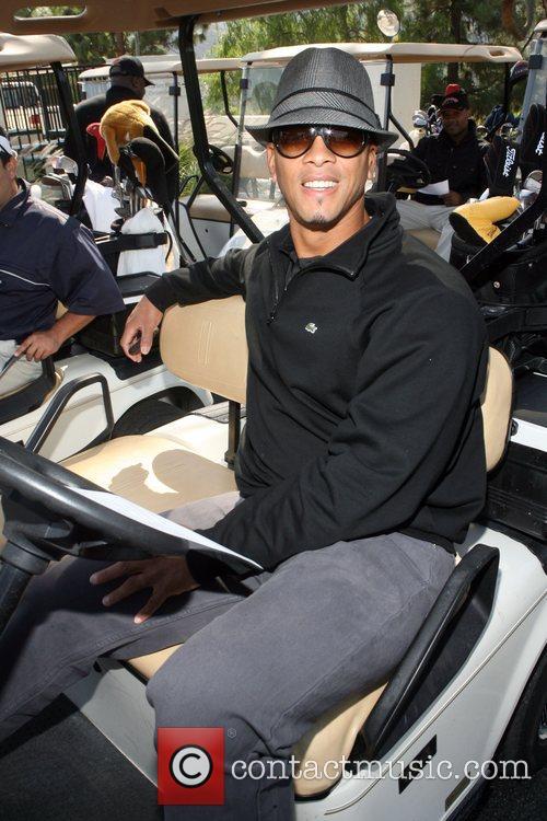 Royce Clayton at Kiki's 1st Annual Celebrity Golf...