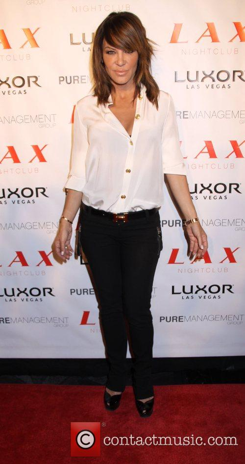 Hosts a birthday soiree at LAX