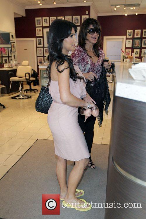 Kim Kardashian, Pussycat Dolls