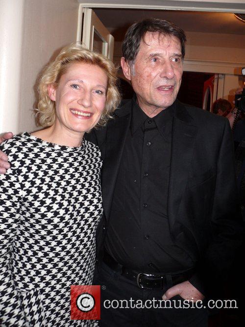 Sonya Ziegler, Udo Jurgens,  Premiere of 'Kinder...