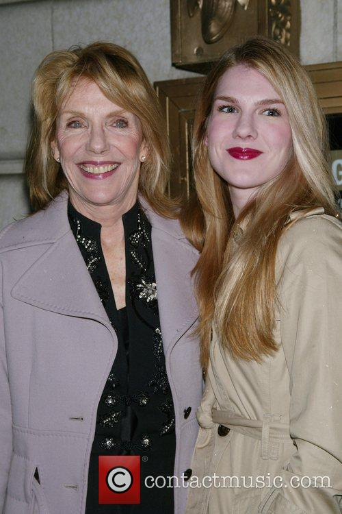 Jill Clayburgh and her daughter Lily Rabe