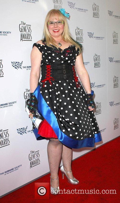 Kirsten Vangsness and Genesis 2