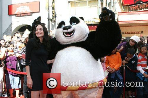 Angelina Jolie  Kung Fu Panda and Secrets...