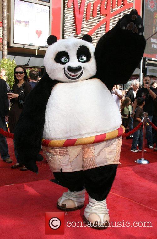 Po the Kung Fu Panda Kung Fu Panda...