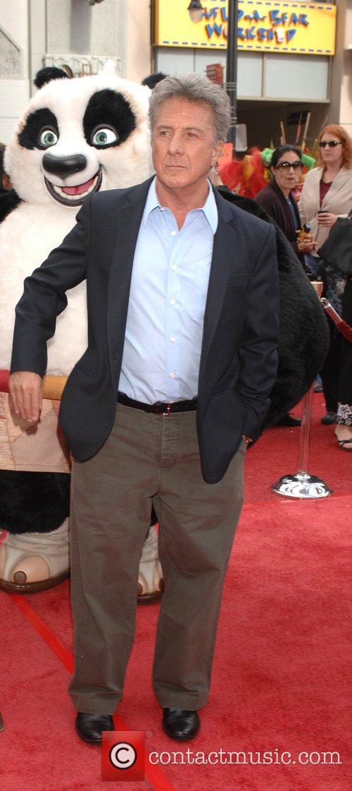 Dustin Hoffman Kung Fu Panda and Secrets of...
