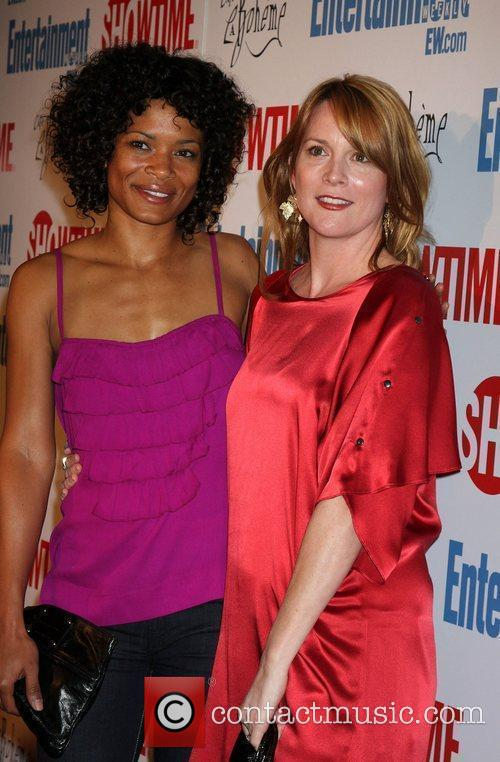 Rose Rollins and Laurel Holloman 5