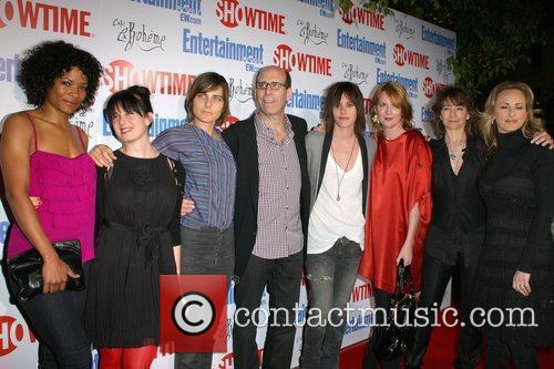 Rose Rollins, Daniela Sea, Laurel Holloman and Mia Kirshner 7