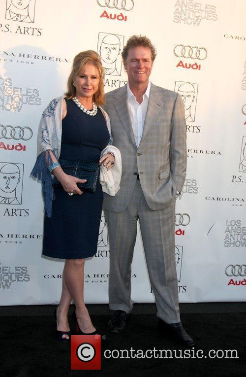 Kathy Hilton and Rick Hilton  arriving at...