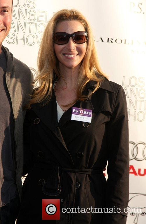 Lisa Kudrow arriving at the 14th Annual Los...