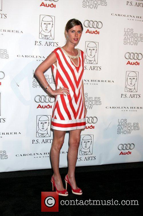 Nicky Hilton arriving at the 14th Annual Los...
