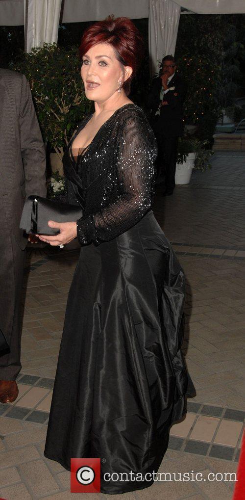 Sharon Osbourne Los Angeles BritWeek 2009 culminates with...