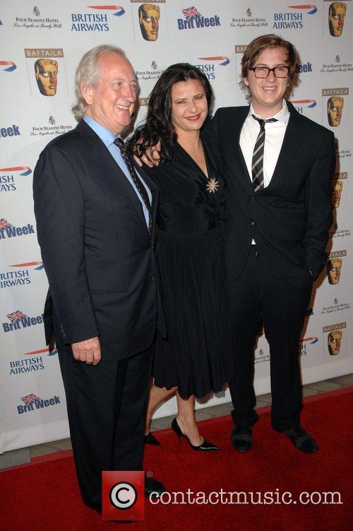 Tracey Ullman and family Los Angeles BritWeek 2009...