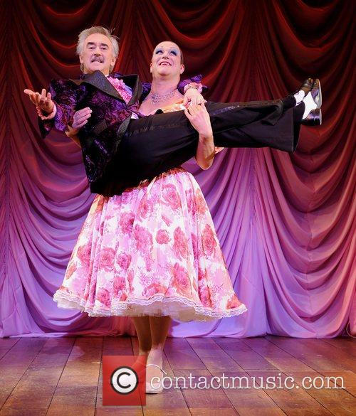 Photocall for 'La Cage Aux Folles' playing at...