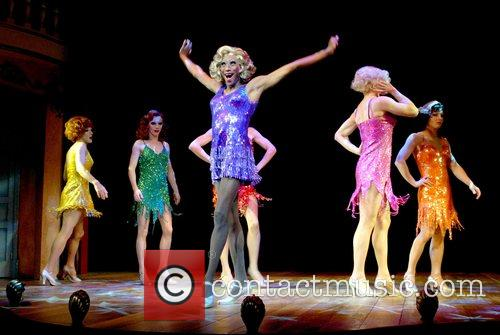Photocall for 'La Cage Aux Folles' at The...