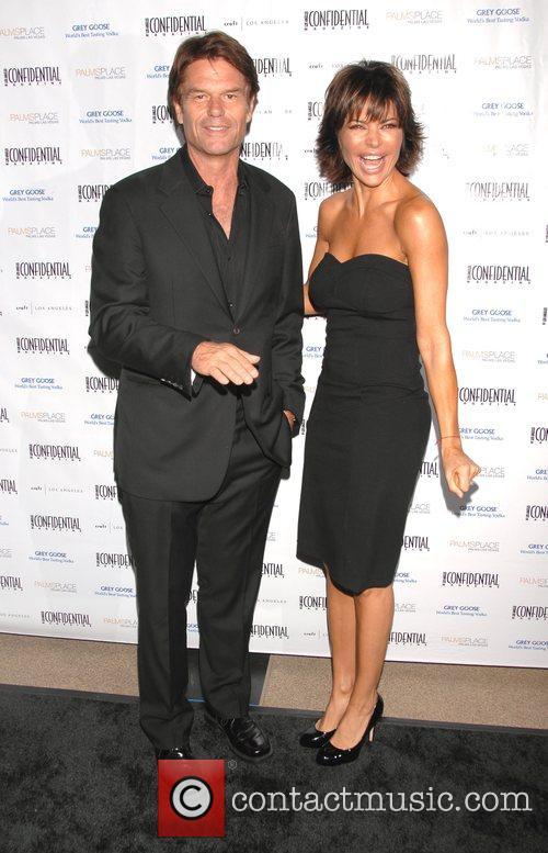 Harry Hamlin & Lisa Rinna A celebration of...