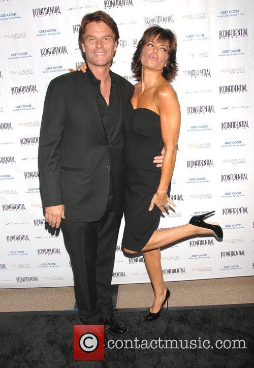 Harry Hamlin and Lisa Rinna 1