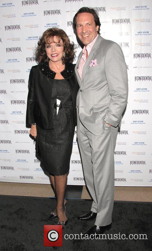 Joan Collins and Percy Gibson A celebration of...