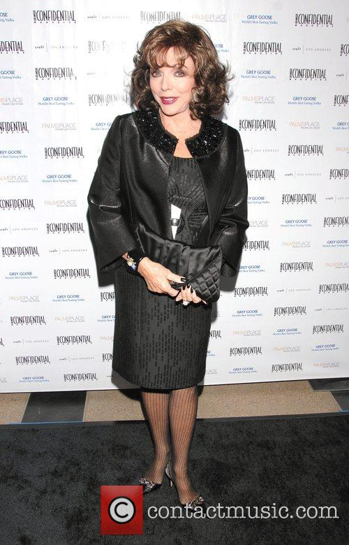Joan Collins A celebration of Los Angeles Confidential...