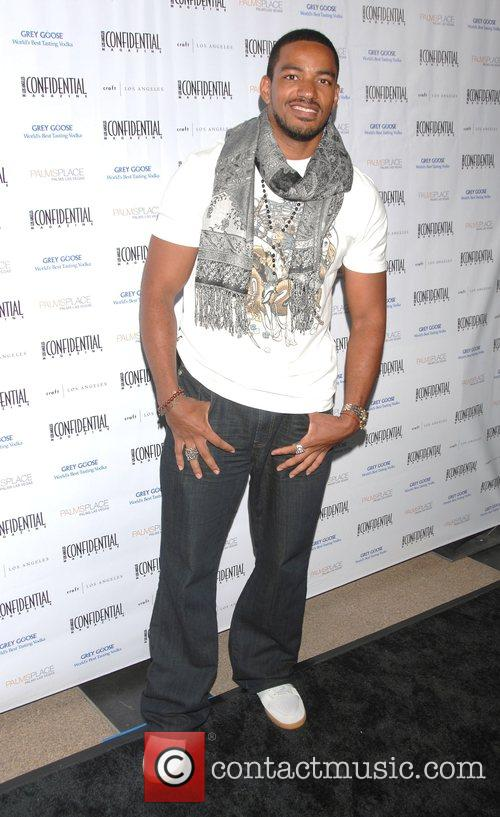 Laz Alonso A celebration of Los Angeles Confidential...