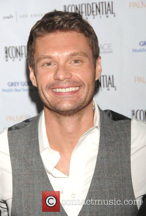 Ryan Seacrest A celebration of Los Angeles Confidential...