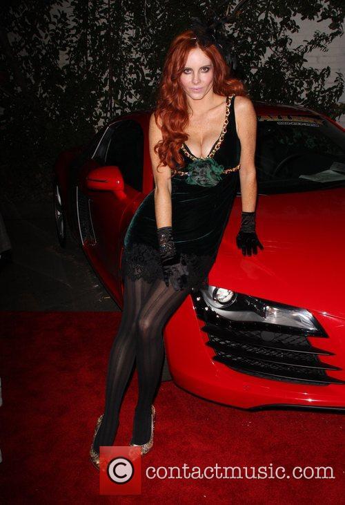Phoebe Price LA Direct Magazine's 2nd annual 'Remember...