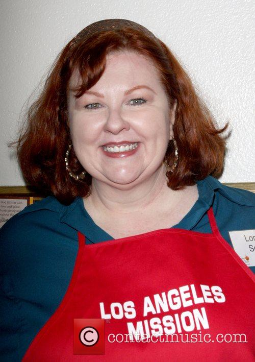 Lorna Scott LA Mission and Anne Douglas Center's...