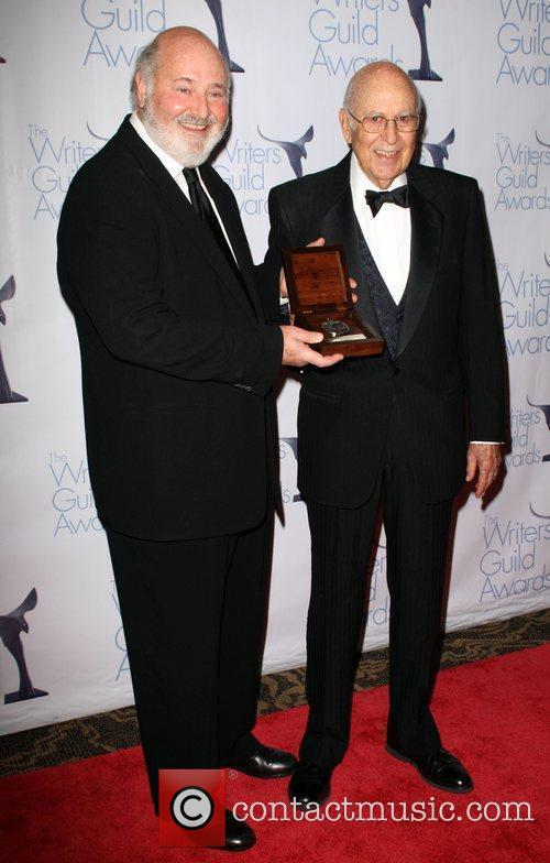 Rob Reiner and Carl Reiner 2