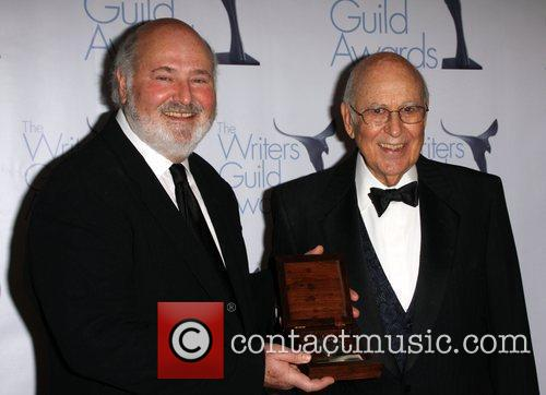 Rob Reiner and Carl Reiner 1