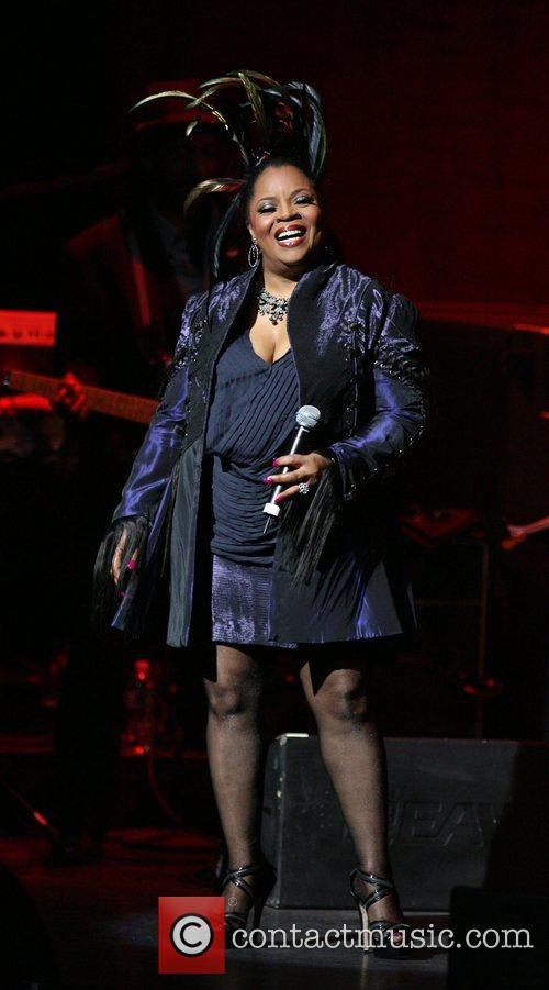 Sarah Dash Patti LaBelle and the Bluebelles reunite...