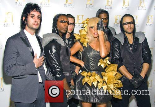 Lady GaGa AKA Joanne Stefani Germanotta and guests...