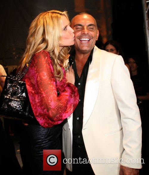 Heidi Klum and Christian Audigier 8
