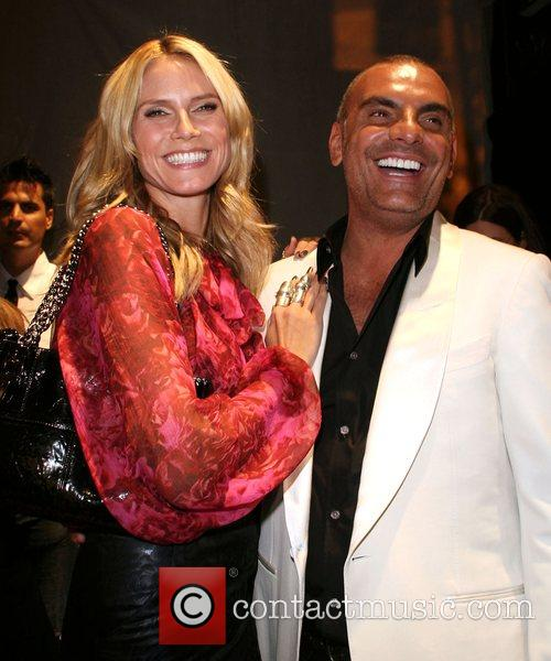 Heidi Klum and Christian Audigier 4